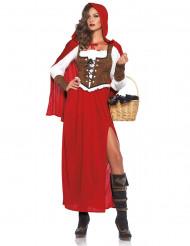 Luksuriøs eventyrpige - kostume voksen