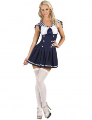 Kostume sømand kvinde