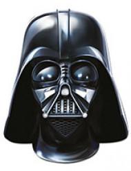 Maske karton flad Darth Vader™