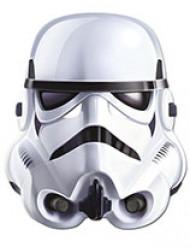 Maske karton flad Stormtrooper™