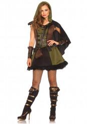 Kostume skov-kvinde