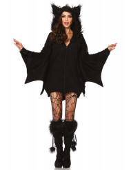 Udklædningsdragt flagermus kvinde Halloween