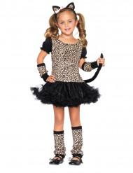 Leoparddragt til piger