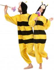 Kostume bi med vinger voksen