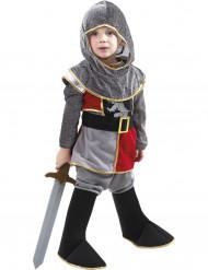 Lille ridderkostume dreng