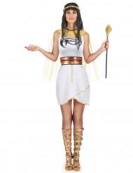 Egyptisk dronningekostume voksen