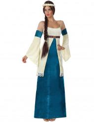Udklædning middelalderkvinde