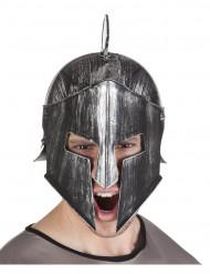 Middelalder ridderhjelm til voksne