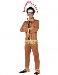 Indianer udklædning til voksne
