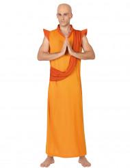 Buddhistisk inspirerede kostume herre