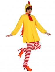 Kostume høne