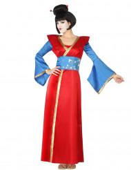 Japansk inspireret kostume selskabsdame