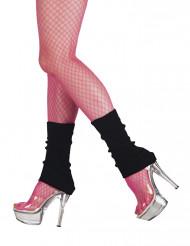 Sorte leggings - kvinde