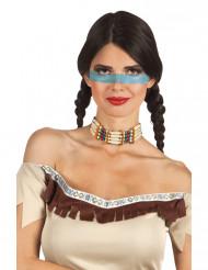Indianer halskæde - kvinde