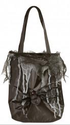 Halloween håndtaske med edderkop