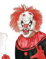 Halloween klovnemaske til voksne