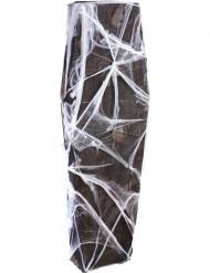 Kiste med spindelvæv 160 cm Halloween