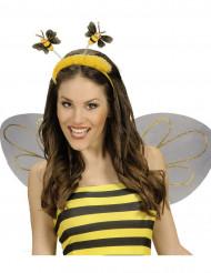 Hårbøjle bi med pels til voksne