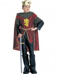 Udklædning konge dreng