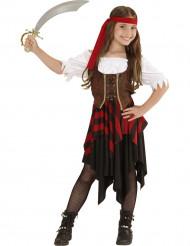Miss Sea - Piratkostume til piger