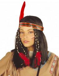 Paryk indianerkvinde cheyenne til kvinder