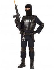 SWAT-udklædning barn