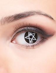 Kontaktlinser stjerne Halloween