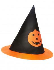 Halloweenheksehat til børn