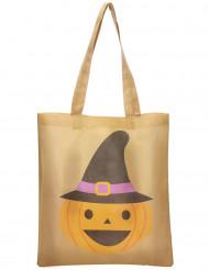Slikpose med græskarprint Halloween