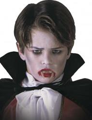 Vampyrtandsæt Halloween barn