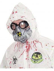 Gasmaske Halloween voksen