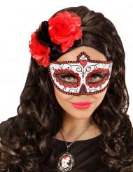 Glitrende maske voksen