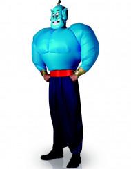 Kostume Genie™ fra Aladdin™ med oppustelig overkrop