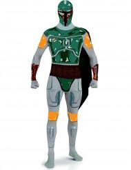 Kostume second skin Bobba Fett - Star Wars™ voksen