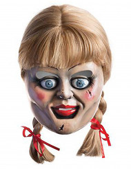Paryk og maske Annabelle™ voksen