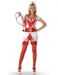 Kostume kæk sygeplejerske voksen