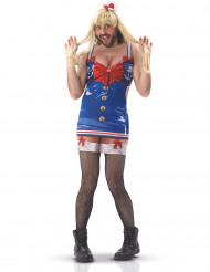 Kostume humoristisk sexet matros