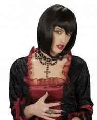 Choker-halskæde kors Halloween