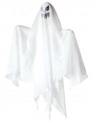 Dekoration lysende spøgelse 50 cm Halloween