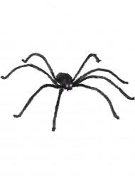 Edderkop med lysende øjne 153 cm Halloween