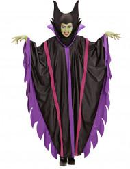 Udklædning ond eventyrdronning kvinde
