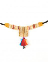 Smykkehalsbånd indiansk til kvinder
