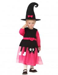 Heksekostume halloween baby