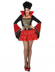 Udklædning vampyr kvinde halloween