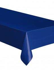 Plastikdug marineblå 137 x 274 cm