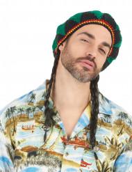 Reggae Hue med fletninger