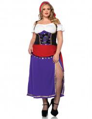 Gypsy udklædning til voksne