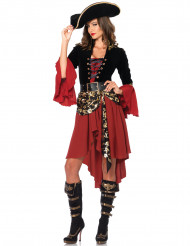 Romantisk piratudklædning til kvinder