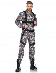 Kostume militær voksen