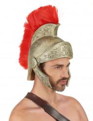 Romersk Krigerhjelm af Latex Voksen